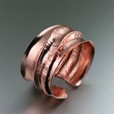 copper cuff bracelet - Google Search