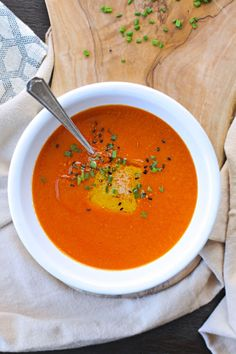 Brown Butter Tomato Soup | Recipe | Tomato Soups, Tomatoes and Soups