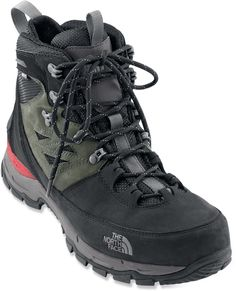 I fell in Love with this hiking boots >   The North Face Verbera Hiker GTX Hiking Boots - Men's