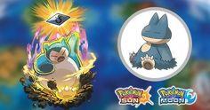 Snorlax rouba a cena em novo trailer de Pokémon Sun & Moon - http://www.showmetech.com.br/snorlax-rouba-cena-em-novo-gameplay-de-pokemon-sun-moon/