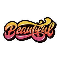 Lettering 2016 on Behance Graffiti Words, Graffiti Drawing, Graffiti Lettering, Typography Letters, Typography Logo, Creative Fonts, Cool Fonts, Lettering Styles, Lettering Design