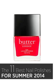 The BEST nail polishes for summertime.