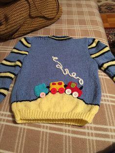 Made by Jasmina Baby Boy Knitting, Knitting For Kids, Crochet Baby Sweaters, Knit Crochet, Knitted Booties, Caterpillar, Little Boys, Knitwear, Knitting Patterns
