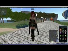 Firestorm lets me crash any region in Secondlife - YouTube