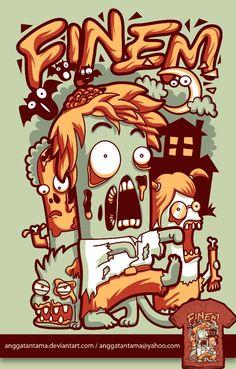 Zombie by anggatantama on deviantART