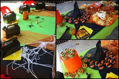 Halloween Birthday Party
