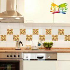 vinilos decorativos azulejos de x modelo barroco wall sticker decor