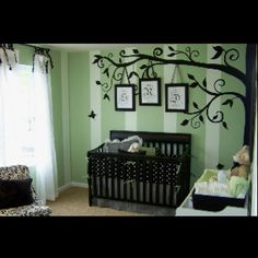 Super cute idea for a newborns room :) No, not for me! Hopefully I will have grandchildren someday.