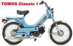 TOMOS Classic 1