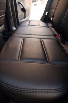 #VW #Volkswagen #Golf5 #Autositzbezüge #seatcover #ZACASi #Rückbank #Lederoptik #schwarz