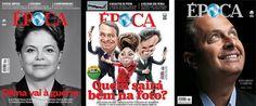 Todas as capas da eleição - http://epoca.globo.com/colunas-e-blogs/faz-caber/noticia/2014/10/todas-capas-da-eleicao.html
