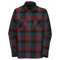 The North Face Mens Cledus Flannel
