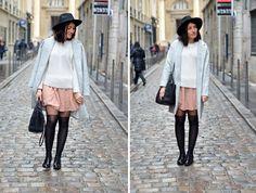 """Une petite balade parisienne avec la bloggeuse Coralie """"Elles en parlent"""""""