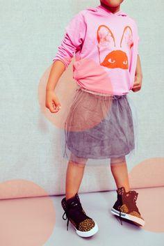 Quirky fashion shots from Emma Tunbridge for Noa + Micah summer 2014