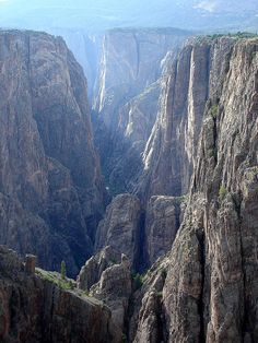 Black Canyon of the Gunnison, Colorado, USA - Jesse Varner