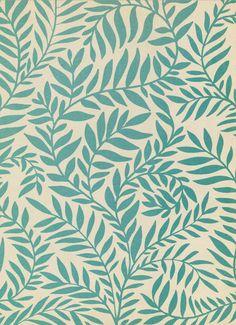 Wallpapers and Patterns Plant Illustration, Pattern Illustration, Color Patterns, Print Patterns, Scrapbook Patterns, Leaf Drawing, Patterned Sheets, Print Wallpaper, Leaf Art