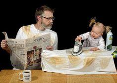 Album di famiglia spericolato © Engledow Art Photography, World's Best Father – Il Post
