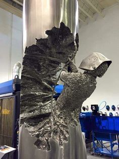 Funny pictures about The Art Of Welding. Oh, and cool pics about The Art Of Welding. Also, The Art Of Welding photos. Shielded Metal Arc Welding, Metal Welding, Diy Welding, Welding Ideas, Welding Funny, Cool Welding Projects, Welding Memes, Welding Design, Blacksmith Projects