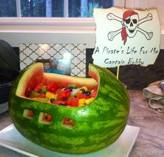 Pirate Party food.  dont think i could really make this turn out good lol