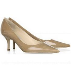 Jimmy Choo Lizzy Patent Leather Pumps ,↔↖↔↗ For sale now.check it out! Nude Pumps, Shoe Carnival, Patent Leather Pumps, Pretty Shoes, Lady In Red, My Style, Classic Style, Jimmy Choo, 3 D