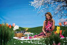 Fashion's Signs of Spring - http://www.sliceok.com/March-2015/Fashions-Signs-of-Spring/