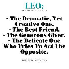 Zodiac Leo….Who are they?....yup I think so