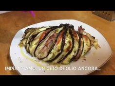 Ventaglio di melanzana - TUTTI A TAVOLA - YouTube