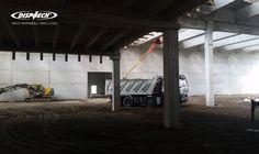 #DISPOTECH #Gordona SO: work in progress i lavori per la realizzazione del nuovo capannone