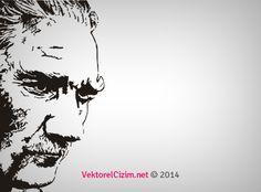 Vektörel Çizim | Vektörel Mustafa Kemal Atatürk Görselleri