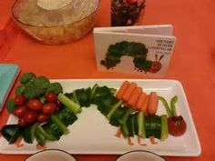 veggie trays for baby shower - Bing Images