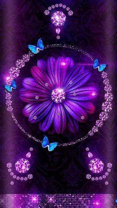 Rose Flower Wallpaper, Bling Wallpaper, Cute Emoji Wallpaper, Purple Wallpaper Iphone, Phone Screen Wallpaper, Cute Patterns Wallpaper, Butterfly Wallpaper, Cute Wallpaper Backgrounds, Butterfly Art
