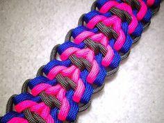 Rawk's Knotorials: Knotorial 02 - The Bracket (Bracelet)
