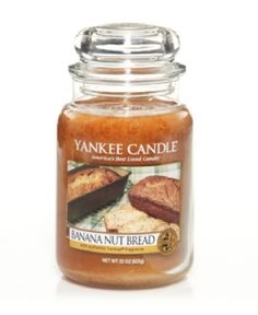 Yankee Candle: Banana Nut Bread