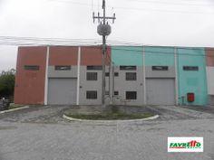 Galpão / Barracão para locação Área Construída: 650,00 m² Cidade: Araucária
