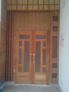 modern and latest door design gallery for your home Single Main Door Designs, House Main Door Design, Front Wall Design, Wooden Front Door Design, Double Door Design, House Ceiling Design, Door Gate Design, Room Door Design, Door Design Interior