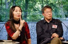 Poesiegespräch: Ming Di und Zang Di (c) Mike Schmidt