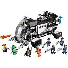 LEGO The LEGO Movie Super Secret Police Dropship (70815)