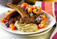 Giada's Rigatoni With Eggplant Puree