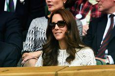 Kate Middleton Photos - Wimbledon: Day 9 - Zimbio