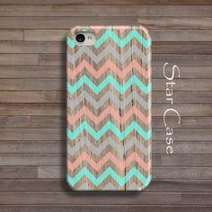 Chevron iPhone 5 Case Wood iPhone 5s Case Wooden by STARCASE, $19.99