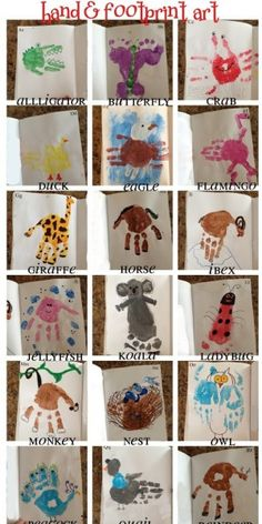 Baby Crafts For Boys Footprint Art 17 Super Ideas Abc Crafts, Toddler Crafts, Crafts To Do, Crafts For Kids, Arts And Crafts, Toddler Art, Alphabet Crafts, Book Crafts, Paper Crafts