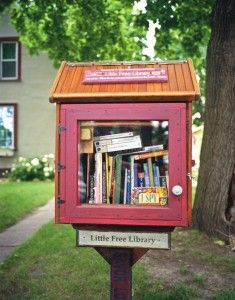 """Article on Robert Dawson's The Public Library: A Photographic Essay. // """"When a library is open, no matter its size or shape, democracy is open, too."""""""