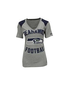Seattle Seahawks Women's Apparel - Seahawks Nike Clothing for ...