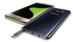 SAMSUNG announces Galaxy S6 edge and Galaxy Note 5 smartphones. #Android #Google @MyAppsEden  #MyAppsEden