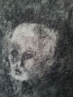 Image Anne Marie Tangen Charcoal on paper