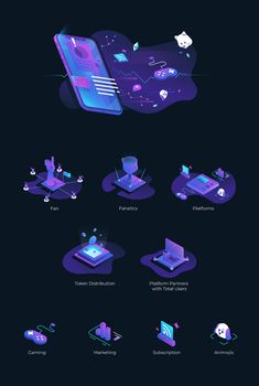 Illustration and whitepaper design that I did for mTime last year, hope you guys like it! Isometric Art, Isometric Design, River Rock Landscaping, Landscaping With Rocks, Website Design Layout, Web Layout, Game Design, Icon Design, Fluent Design