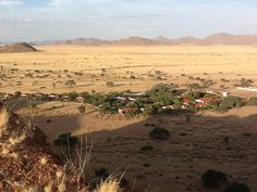 Beautiful Namibia. Sunset @ Namib Desert Lodge. Sehr empfehlenswert!