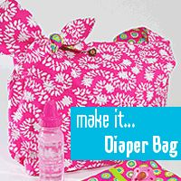 baby shower power gift...DIY compartmentalized diaper bag