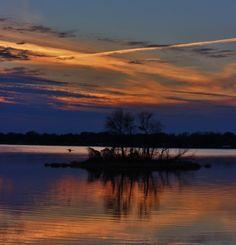 cris cross sunset