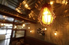 LIGHTING DESIGN PROJECTS: LUIGI'S TRADITIONAL FISH & CHIPS